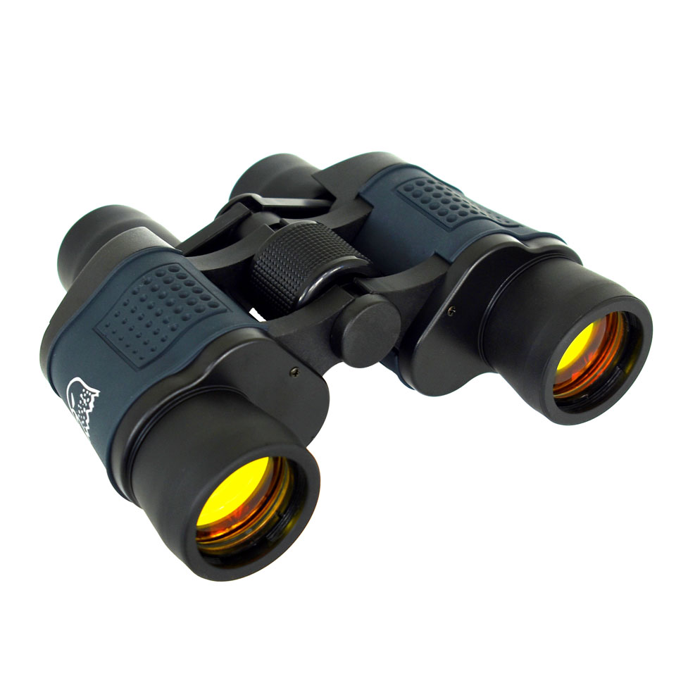 3000M Observation Binoculars and Telescope with LLL Night Vision and Optical Green Film for Hiking