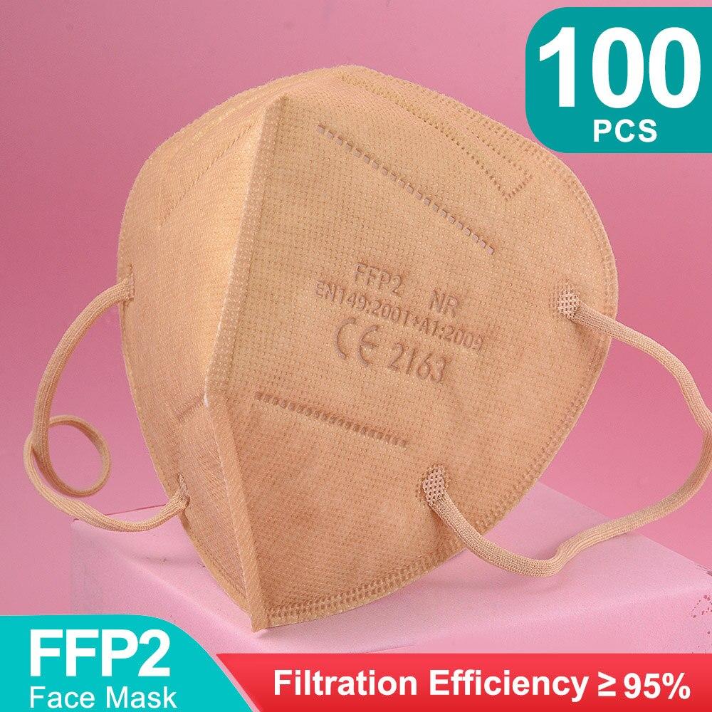 Khaki-100pcs
