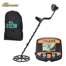 Scanner Pinpointer Search-Finder Metal-Detector Underground-Depth Professional TX-960