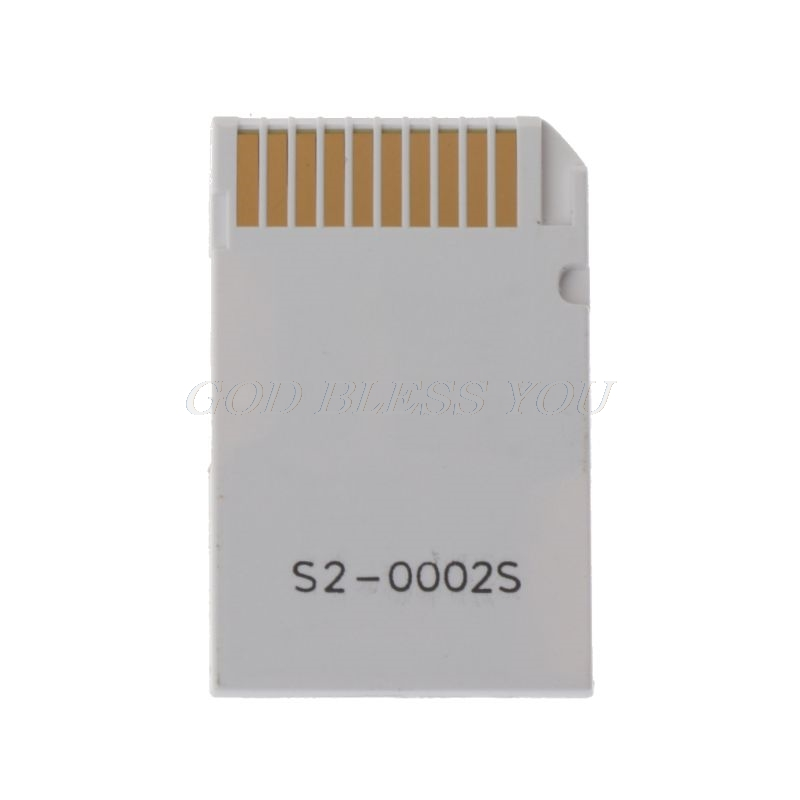 Memory Card Adapter SDHC Cards Adapter Micro SD/TF to MS PRO Duo for PSP Card Drop Shipping 6