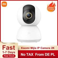 Monitor 1296P Smart-Ip-Camera Xiaomi Mijia Baby Global-Version Detection 2K HD Ai 360-Angle