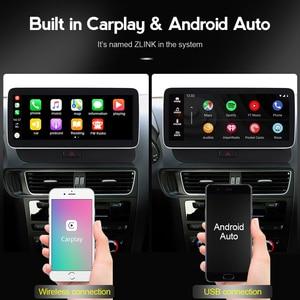 Image 5 - MEKEDE 10.25 Android 10 Hệ Thống Xe Ô Tô DVD Đài Phát Thanh Cho Xe Audi A4 2009 2016 IPS Màn Hình Gương GPS Navi Carplay WIFI Google Nhạc BT SWC