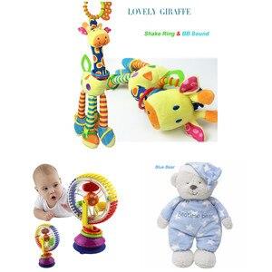 Image 5 - Chocalho de brinquedo infantil, espiral macio para berço, cama, carrinho, brinquedo para bebê, recém nascidos, assento de carro, pendurado, brinquedo educacional para presente