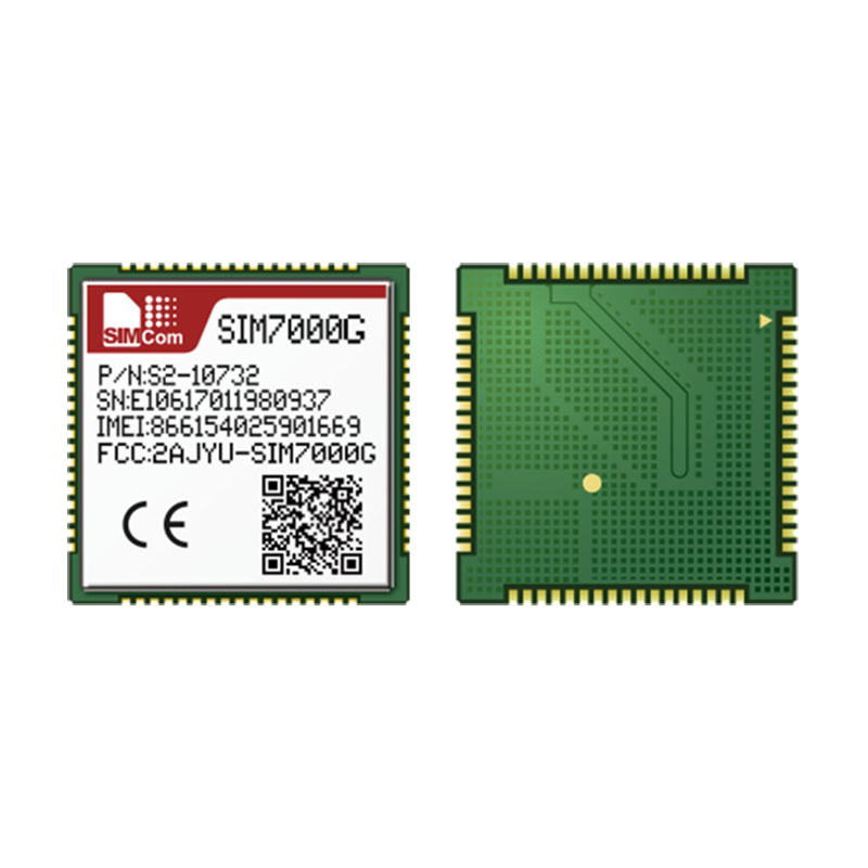 SIMCOM SIM7000G Global Band NB-IoT Module LCC Type LTE CAT-M1(eMTC) Competitive With SIM900 And SIM800F