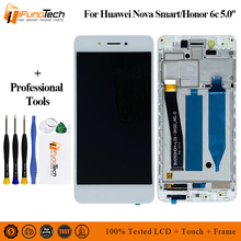 5.0'' LCD For Huawei Honor 6C DIG-L01 / Nova Smart / DIG-L21HN Full LCD DIsplay + Touch Screen Digitizer Assembly 100% Tested цены