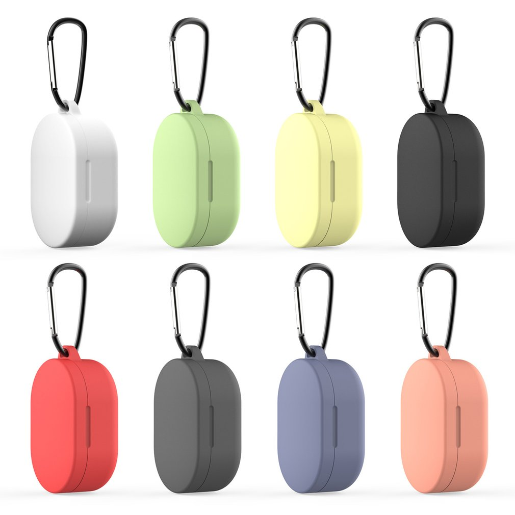 For Red Mi Airdots Youth Version Earphone Case Wireless Headset Protective Sleeve Cover Earphones Box Earphone Accessories