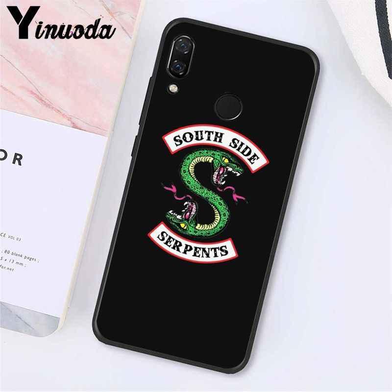 Yinuoda Truyền Hình Mỹ Riverdale Jughead Jones Woz Ốp Lưng Điện Thoại Xiaomi Redmi8 4X 6A S2 Đi Redmi 5 5Plus note8 Note5 7 Note8Pro