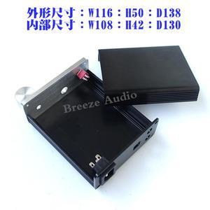 Image 3 - Full Aluminum Headphone Amplifier Case/Box/Chassis for LJM HA PRO Amplifier Board