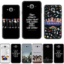 USA tv best friends Phone Case For Samsung Galaxy J2 J4 J5 J6 J7 J8 2016 2017 2018 Prime Pro plus Neo duo(China)