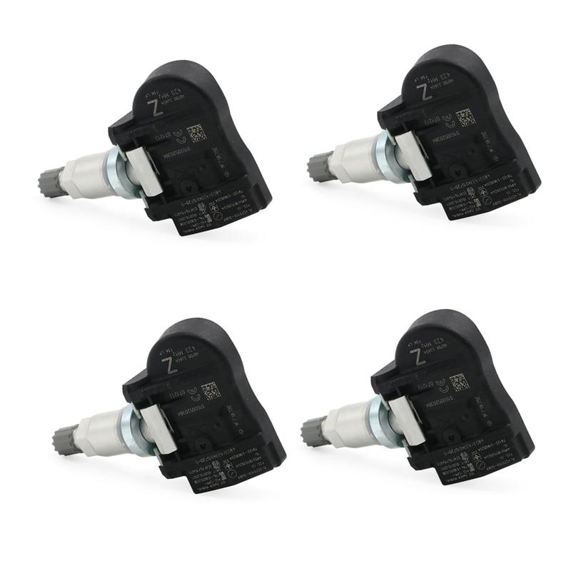 Car Tire Pressure Sensor 40700-3JA0A 40700-3JA0B TPMS For Nissan Altima Maxima Murano Pathfinder Infiniti JX35 Q50 Q60 QX60