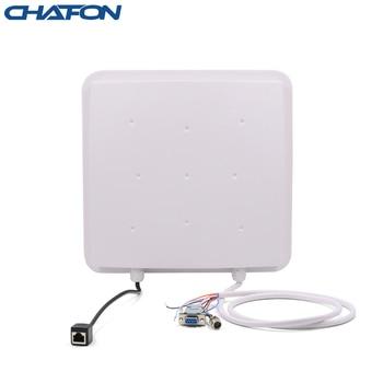 Chafon rfid reader uhf rj45 rs232 wg26 rs485 interface 6m reading range provide free english SDK demo for vehicle management