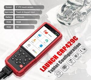 Image 5 - 起動X431 CRP429C自動OBD2診断ツールのサポートエンジン/abs/エアバッグ/と11でサービス車コードリーダーpk CRP479 X431 v