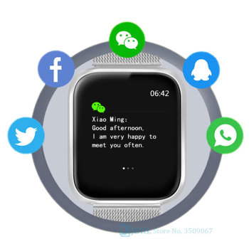 2021 Ladies Sport Bracelet Smart Watch Women Smartwatch Men Smartband Android IOS Waterproof Fitness Tracker Smart Clock Mens 3