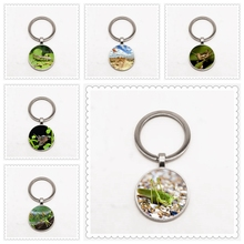 Locust in the woods series HD pattern key chain key chain car key ring classic high quality jewelry цена 2017