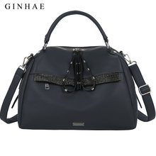 Модные сумки со стразами женская дизайнерская вместительная