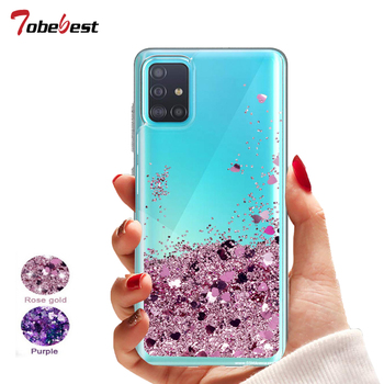 Glitter Liquid Case For Huawei P40 Pro Silicone Coque For Huawei P40 Coque Huawei P40 Lite Dynamic Qicksand Star Cover фото