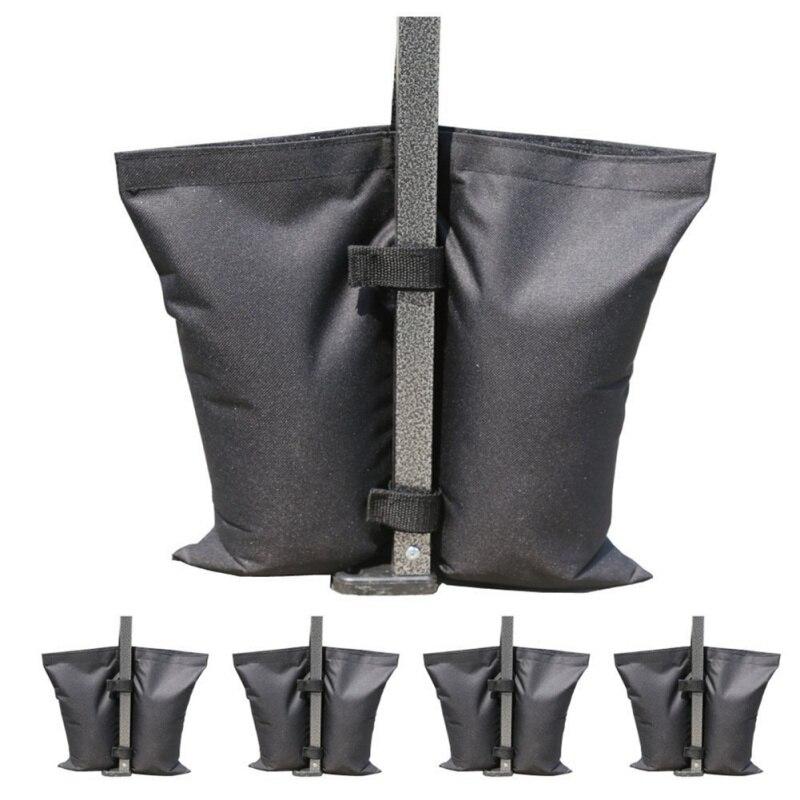 BLACK POLE // PEG BAG side pouch 40cm Pouch camping tent fishing