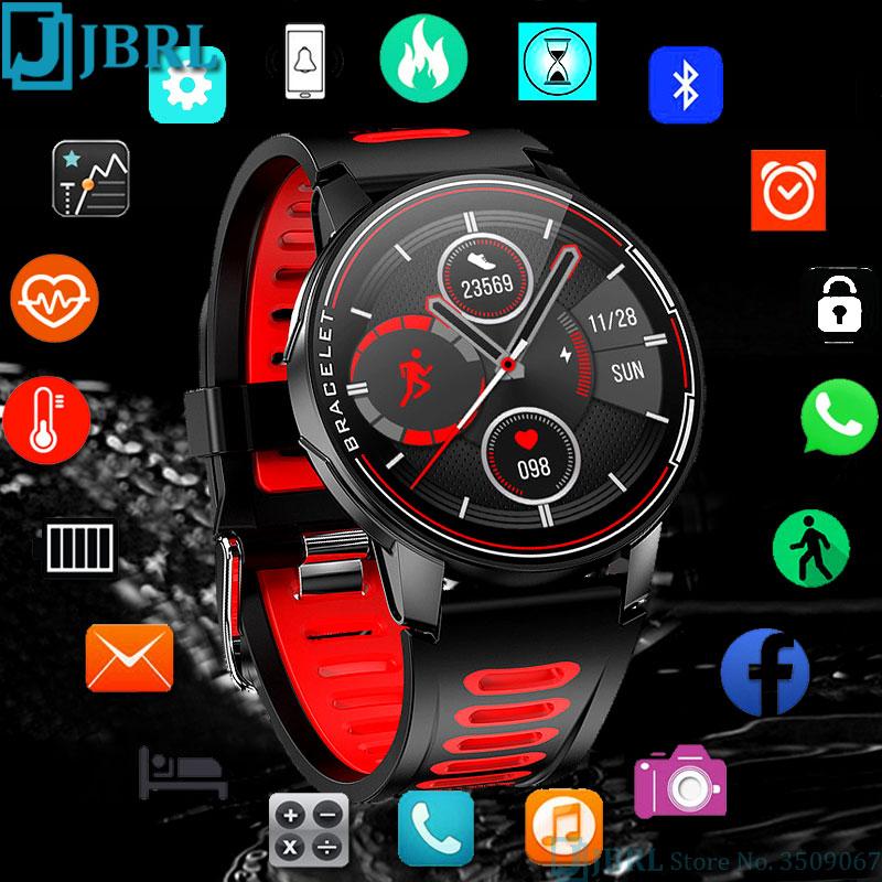 Full Touch Digital Watch Men Sport Watches Electronic LED Male Wrist Watch For Men Clock Waterproof Wristwatch Bluetooth Hour(China)