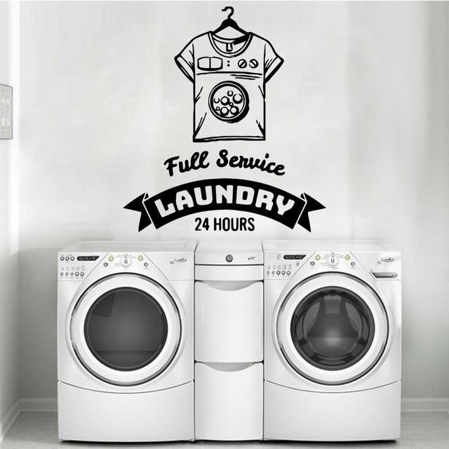Laundry Room Stickers 6