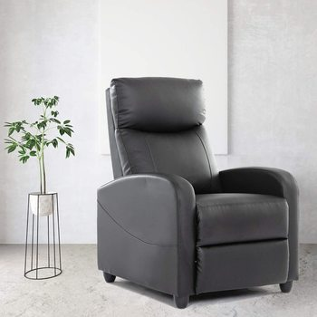 Single Sofa Home Theater Seating Chair 1