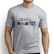 Famous Brand Design Summer New Print Man Cotton Fashion Japanese Car Fans Golfs Gti Mk4 Inspired Make My Own T Shirt