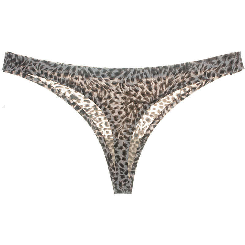 נמר קרח משי תחתוני תחתוני נשים בתוספת גודל סקסי הלבשה תחתונה תחתונים חוטיני G מחרוזת טנגה t-בחזרה חלקה נמוך מותניים מחרוזת 4
