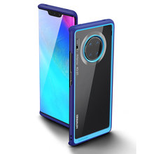 Чехол для Huawei Mate 30 Pro (2019 Release) SUPCASE UB Style противоударный Премиум гибридный защитный бампер из ТПУ PC Прозрачный задний Чехол