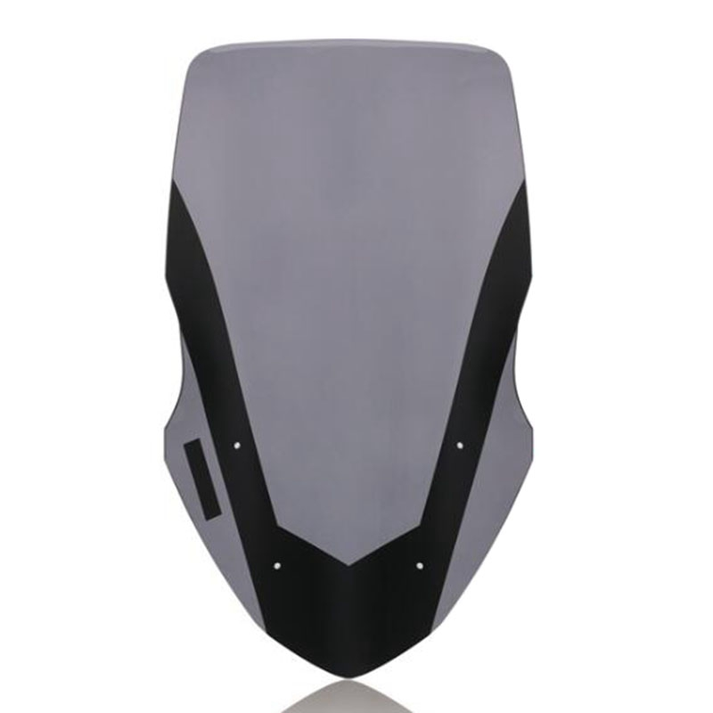 Motorcycle Windscreen Windshield Deflector for <font><b>Yamaha</b></font> NMAX155 N-MAX <font><b>125</b></font> <font><b>NMAX</b></font> 155 2016-2018 image
