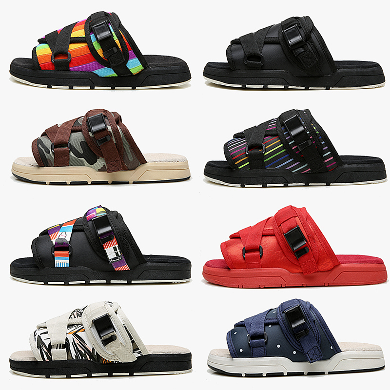 Men summer shoes plus size 36-45 slippers fashion couple slippers flip-flops comfortable footwear Casual Shoes Sapatos masculino(China)