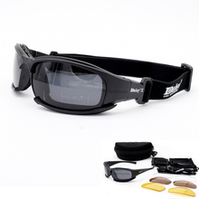 Tactical Daisy X7 Glasses Military Army Goggles Sunglasses w