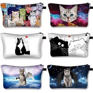 Cute Cat Black and White/Starr