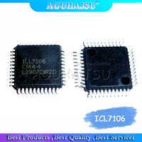 1 unids/lote ICL7106 ICL7106CM44 QFP-44