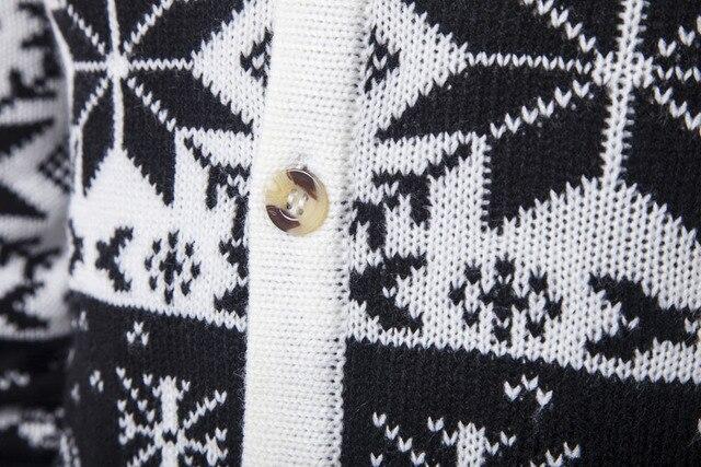 Фото мужская осенне зимняя одежда новый рождественский стиль базовый