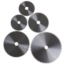 65# Сталь тонкий Сталь циркулярная дисковая пила Диаметр 16/20 мм режущий диск