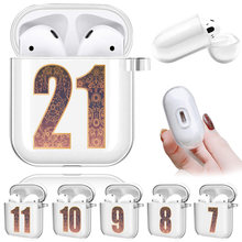 Airpods case for apple airpods 1st / 2nd generation soft silicone