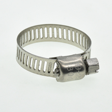 2PCS/Lot 304 Stainless Steel  Hose Clamps Worm Drive high qulity Hose Clamp - Fuel Pipe Tube Clips water
