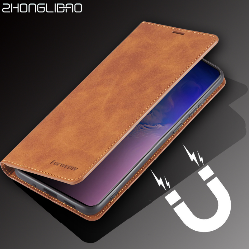 Luxury Leather <font><b>Flip</b></font> Skin <font><b>Case</b></font> For <font><b>Samsung</b></font> Galaxy A01 A21 A51 A71 A81 A91 A10 M10 <font><b>A20</b></font> <font><b>E</b></font> A70 A60 A50 A40 A30 S Cards Phone Cover image