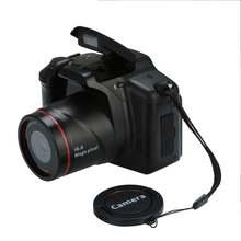 Видеокамера 1080p hd видеокамера с 16 кратным цифровым зумом