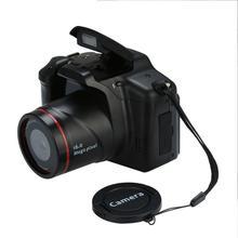 цена на 1080P HD Camcorder Video Camera 16X Digital Zoom Handheld Professional Anti-shake Camcorders With 2.4 LCD Screen DV Recorder