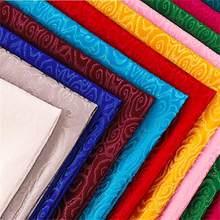 Nylon stoff brokat stoff für kleid material für nähen DIY schönheit tuch stoff