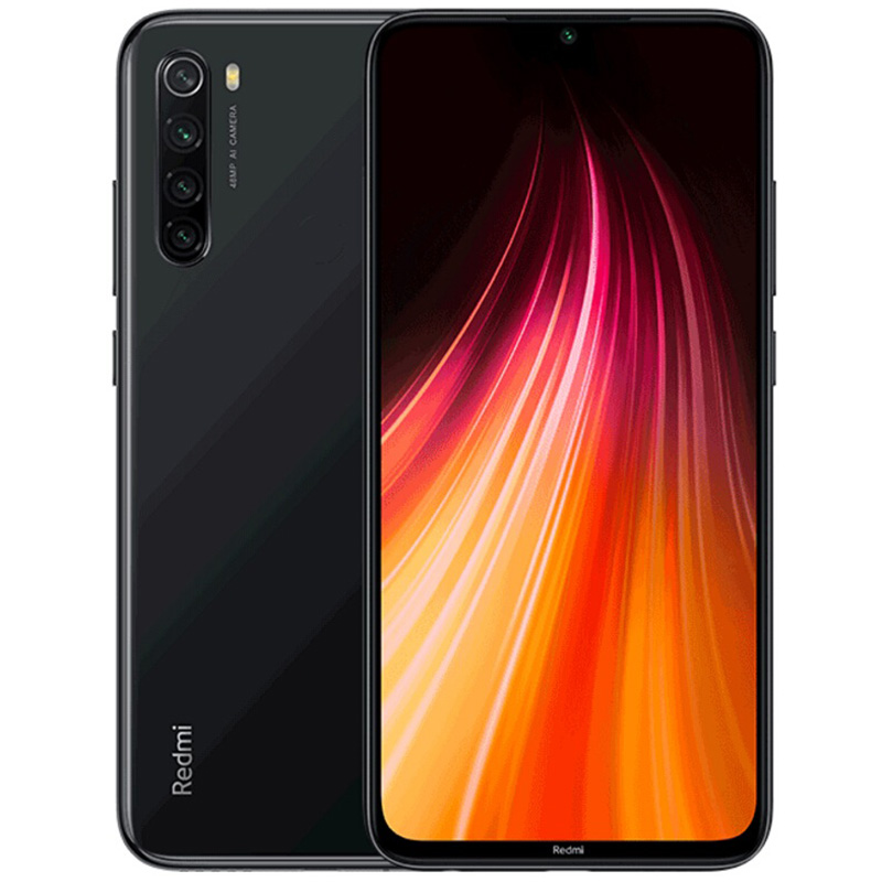 Xiaomi Redmi Note 8 4G Smartphone Global Version 6.3 Inch MIUI 10 Snapdragon 665 Octa Core 4GB 128GB 4 Rear Camera 4000mAh