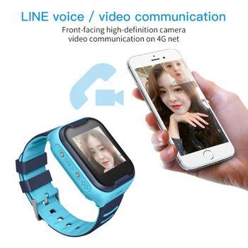 4G Children's Smart Watch With GPS Touch Screen SOS SIM Mobile Phone Call IP67 Waterproof And Dustproof Children's Watch