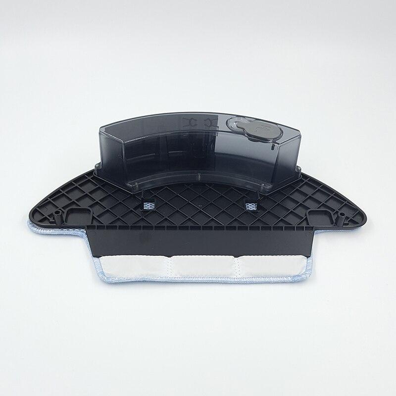 Robot réservoir d'eau vadrouille tissu cadre panneau pour ilife v55 pro robot aspirateur pièces réservoir d'eau remplacement