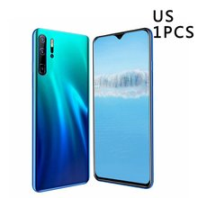 P3Pro 6.3 Inch Full Water Drop Big Screen 3G Smartphone 1+16G Mtk6580P 4 Core 2Mp+8Mp Face Recognition Smartphone