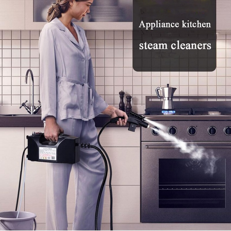 Steam cleaner High pressure cleaner washing machine Portable commercial appliance range hood air conditioner clean tool