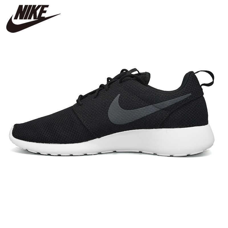Diplomacia segmento Alinear  Original NIKE ROSHE RUN Mens Black Running Outdoor Sports Shoes Comfortable  511881 015|Running Shoes| - AliExpress