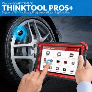 """Image 3 - Thinkcar thinktool prós + carro obd2 ferramenta de diagnóstico 10 """"sistema completo adas código scanner programação em linha pk maxisys maxicom 908 pro"""