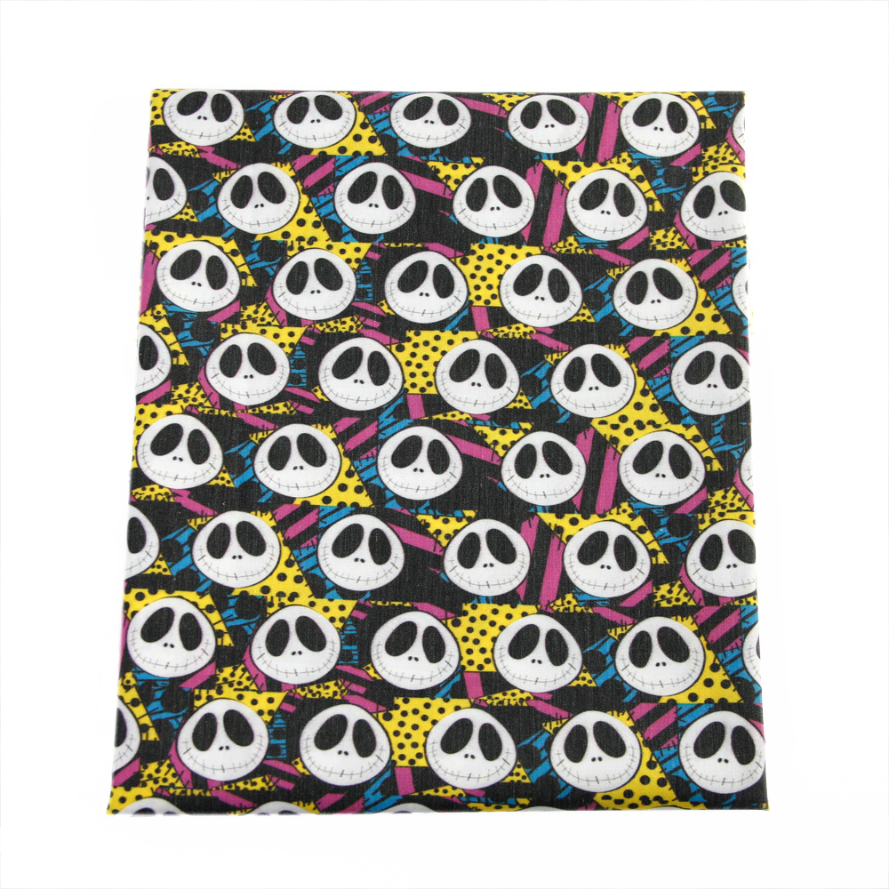 50*140 см мультфильм дизайн полиэстер хлопок ткань для ткани дети девочки платье Домашний текстиль для шитья ремесла, c2445