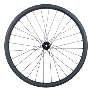 Image 3 - 29er MTB XC 36mm carbon BOOST tubeless wheels 30mm inner clincher wheelset UD 3K 12K Novatec D791 D792 15X110 12X148 11s XD 12s