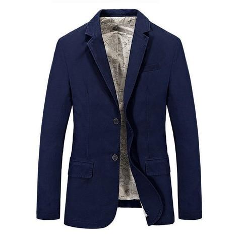 2019 New Men Blazer Suits For Men Tops High Quality Blazers Slim Fit Formal Party Work Outwear Coat Costume Masculino Plus Size Karachi